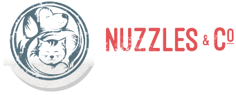 Nuzzles & Co - Pet Rescue and Adoption Logo